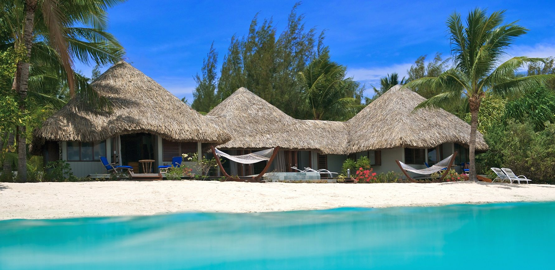 Le Méridien Bora Bora- Beach Villa Two Bedrooms