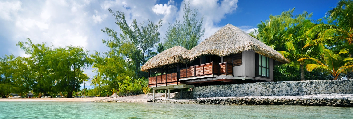Le Méridien Bora Bora- Wellness Center Bungalow